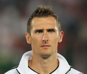 Miroslav Klose - FIFA WC qualification -  Austria vs Germany 2012 09 11