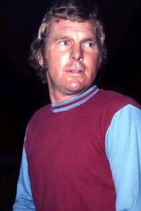 Bobby Moore with West Ham United