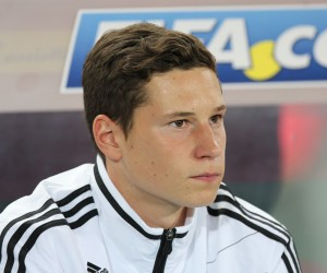 Julian Draxler - FIFA WC qualification - Austria vs Germany 2012-09-11