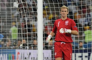 Joe Hart - Euro 2012 vs Italy