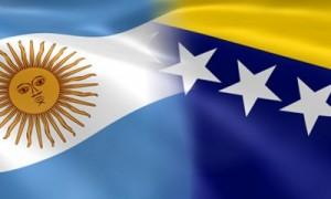 Argentina v Bosnia