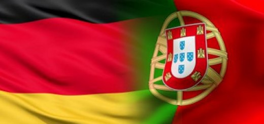 Germany v Portugal