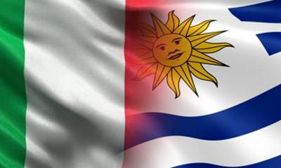 Italy v Uruguay