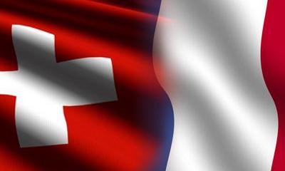Switzerland v France