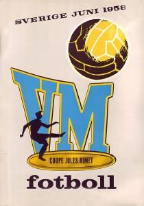 World Cup 1958 logo