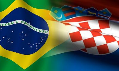 Brazil vs Croatia